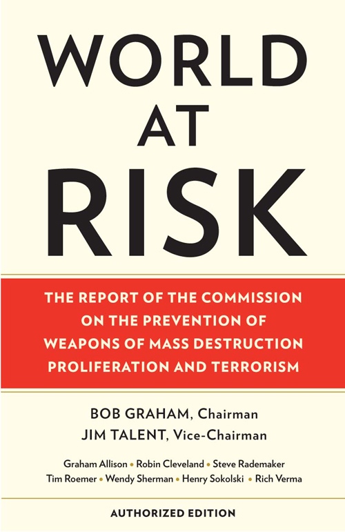 World At Risk Report from WMD Commission