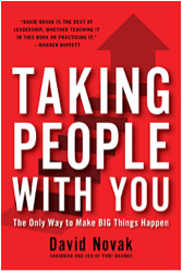 Taking People With You Book