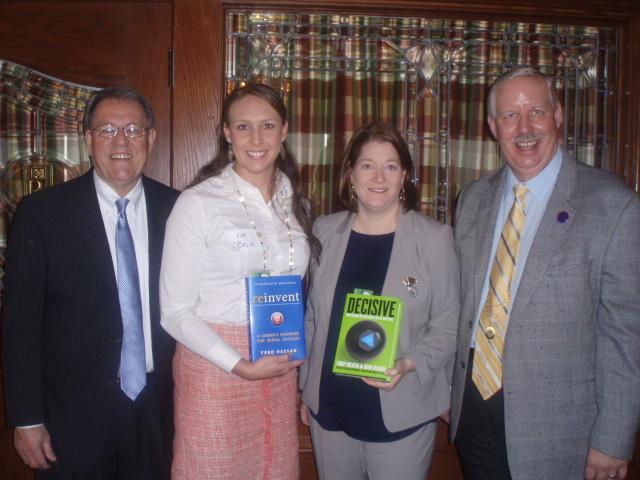 May, 2013 Book Winners