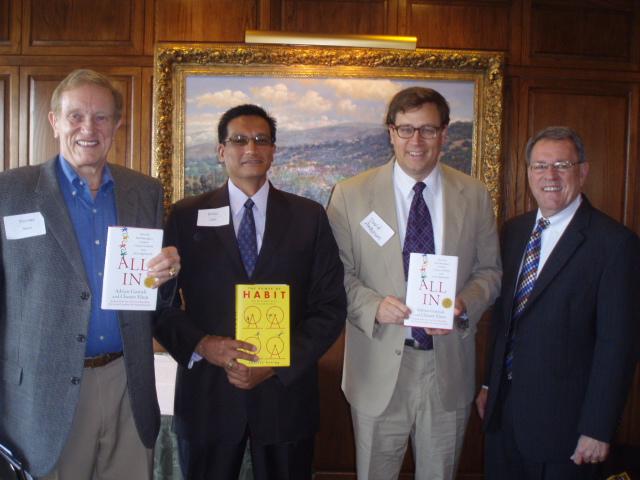 June, 2012 Book Winners