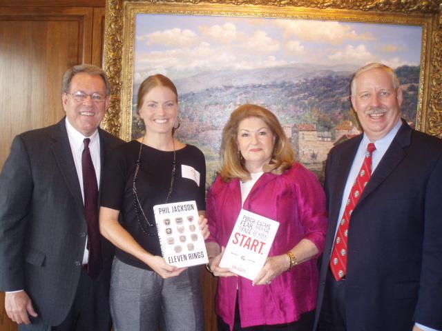 July, 2013 Book Winners