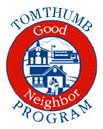 The Tom Thumb Good Neighbor Program Logo