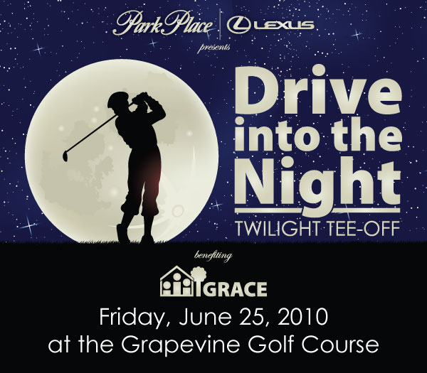 Park Place  Lexus presents Drive Into The Night Twilight Tee-off!