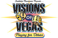 The Southlake Newcomers Club's Visions of Vegas...this Saturday!