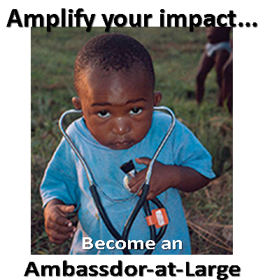 Become an Ambassador-at-Large!