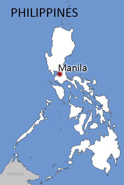 HVO project sites, Philippines