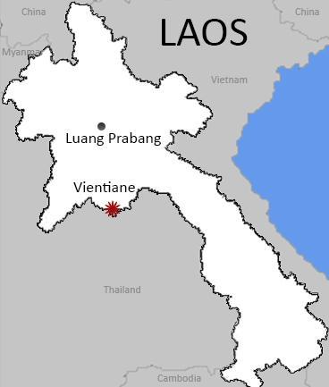 Laos Project Sites