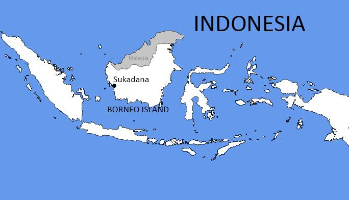 Sukadana, Indonesia
