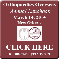 OO Annual Luncheon, March 14, Purchase Your Ticket