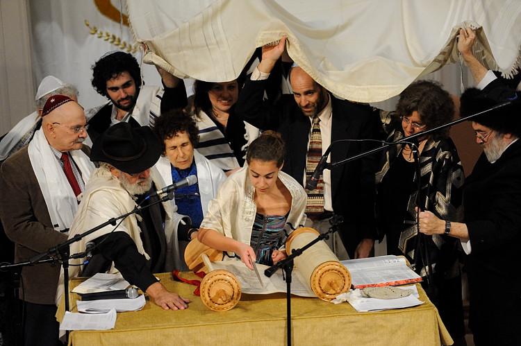 Simchat Torah 2011