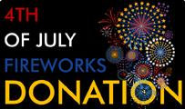 Fireworks Donation