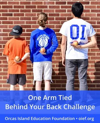 OIEF One Arm Challenge