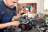 Harley Mechanic