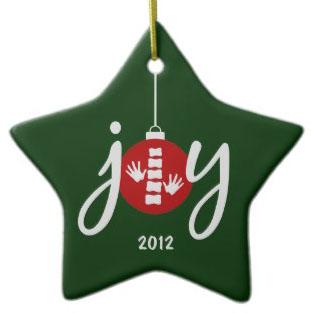 chiro ornament