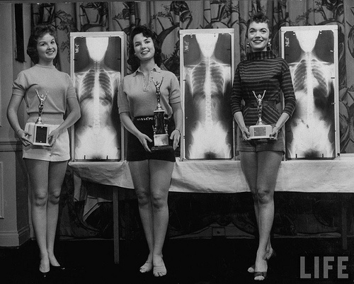posture miss 1956