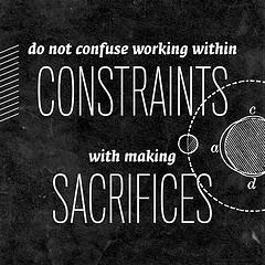 leadership and sacrifice