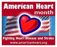 heart month logo