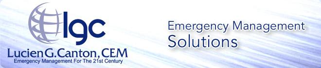 Emergency Management Solutions Newsletter