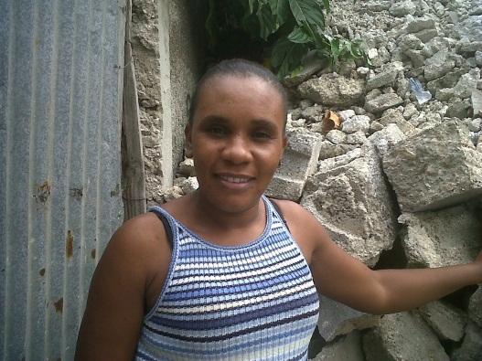 Gertha Alerte of Delmas 60.