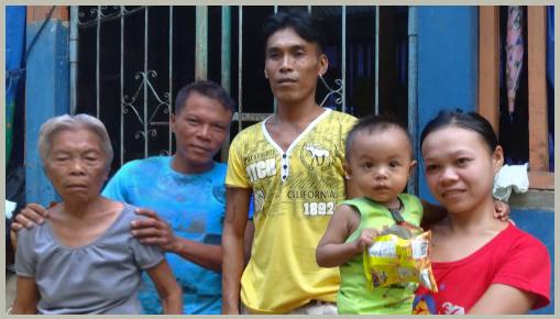Regilio's family