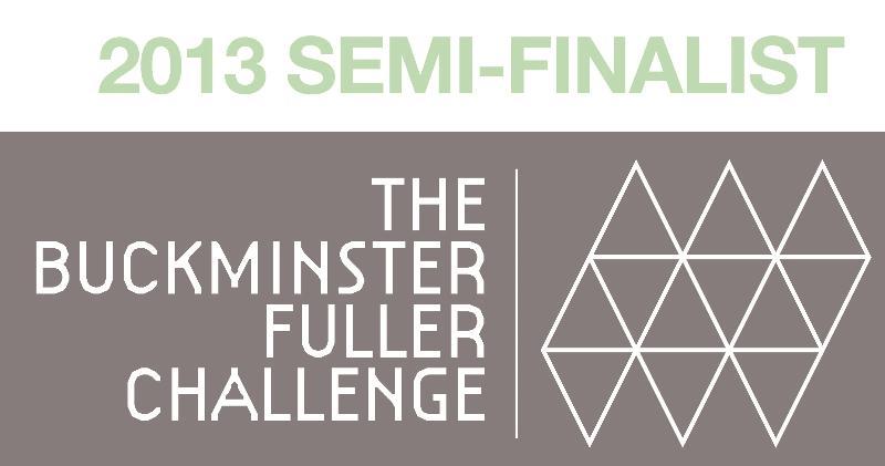 Buckminster Fuller Challenge graphic