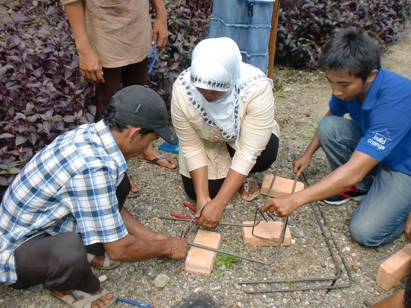 Homeowner Training in Indonesia