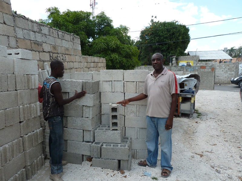 Haitian Block Manufacturer - Fred Elicart