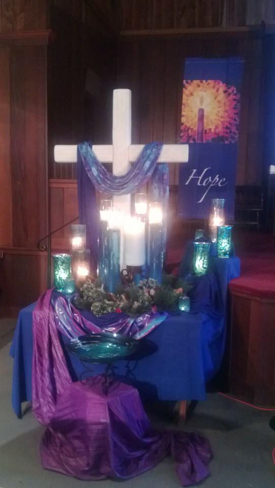 O Come, All Ye Faithful! | Collinsville Illinois |Worship Service Advent Ideas
