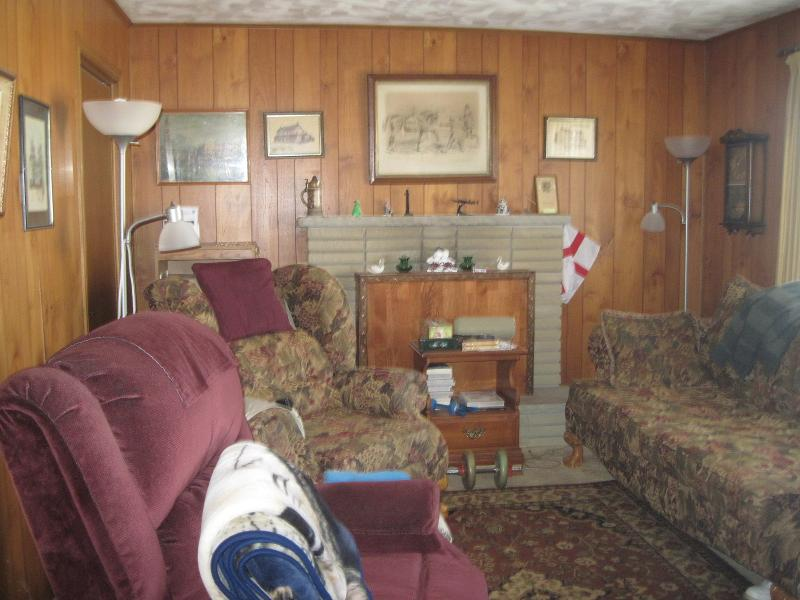 faircrest living room