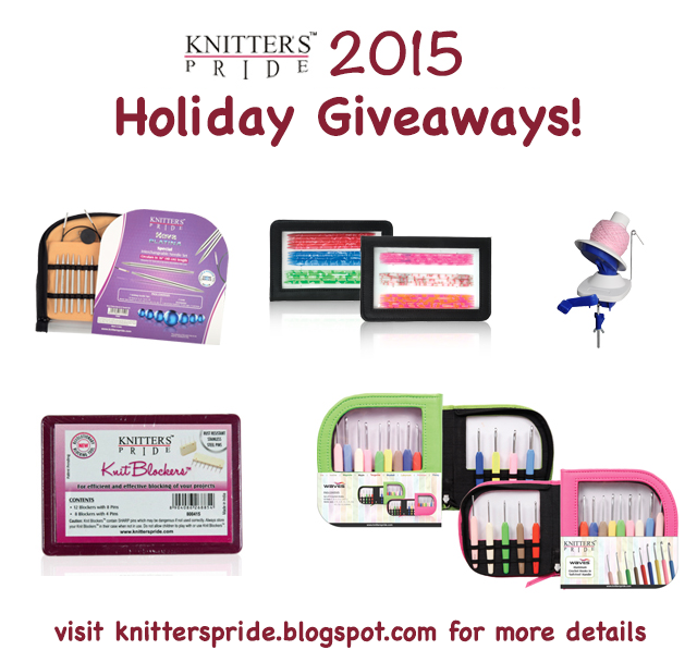 Knitter_s Pride Holiday Giveaways