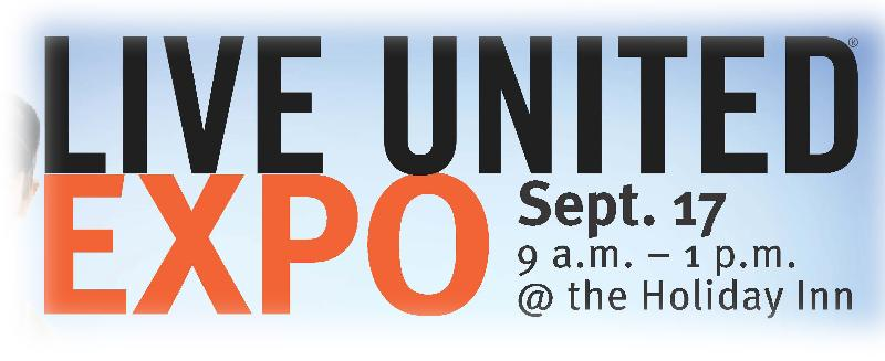 LIVE UNITED Expo banner