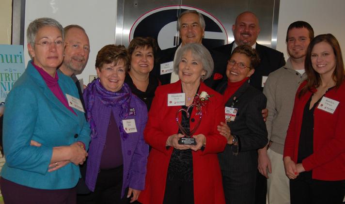 J.W. Fanning Humanitarian Award