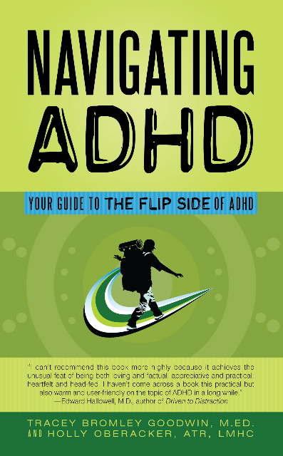 Navigating ADHD: Your Guide To The Flip Side Of ADHD