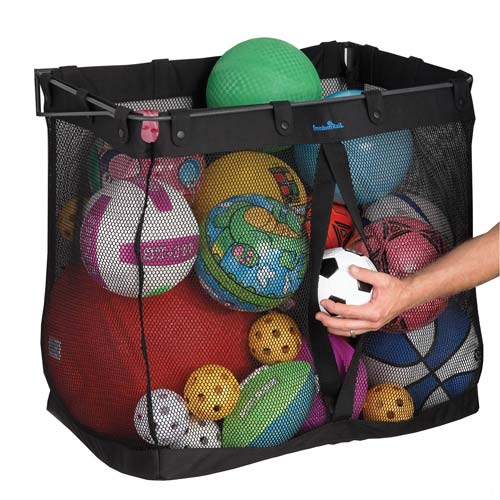 Mesh Sports Bag Organizer