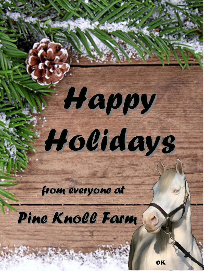Happy Holidays from OK