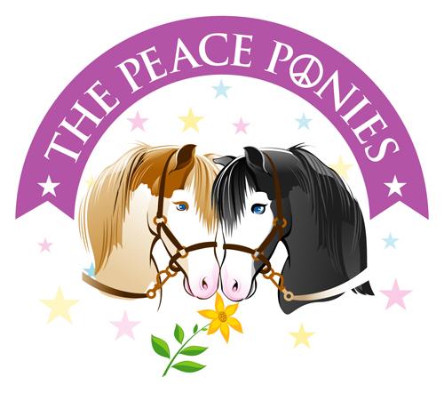 Peace Ponies logo