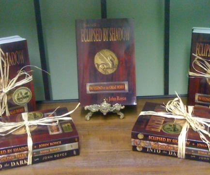 Trilogy books