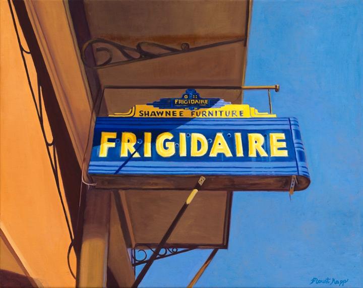 Shawnee Frigidaire 1