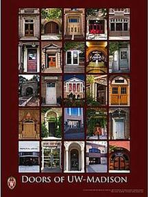 Doors of UW Madison