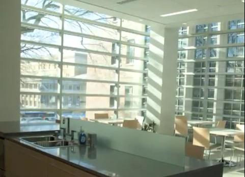 Biochemistry Building
