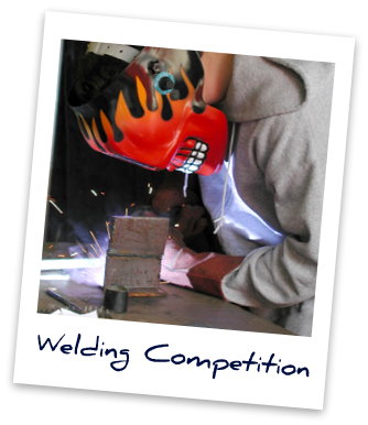 Occupational Olympics Welding