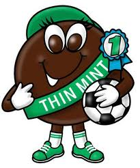 Girl Scouts Thin Mint