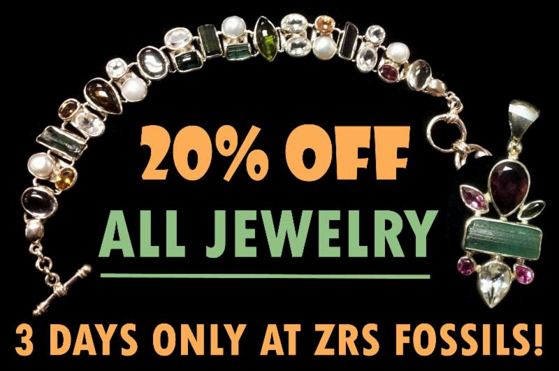 huge jewelry sale at zrs this weekend