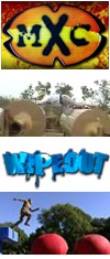 MXC Wipeout no similarities