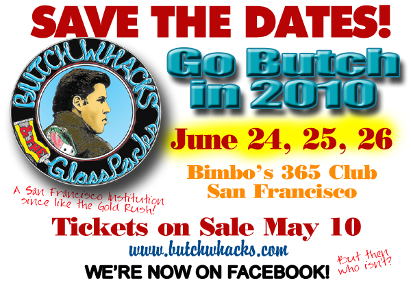 BWGP - 2010 Save the Date