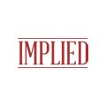 Implied Magazine : Sign Up to Stay in Touch