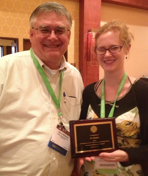 Erin Madeen SOT award