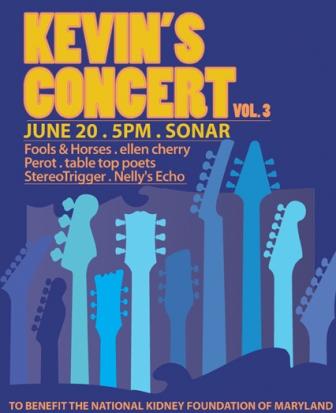 kevin's concert