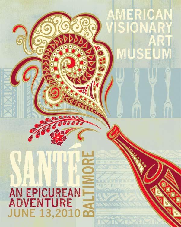 Sante poster