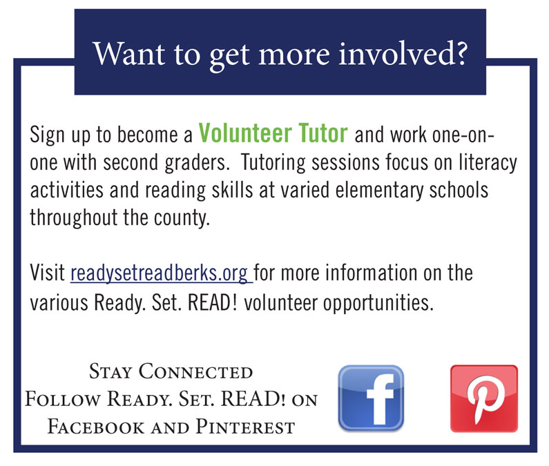 Get involved and volunteer